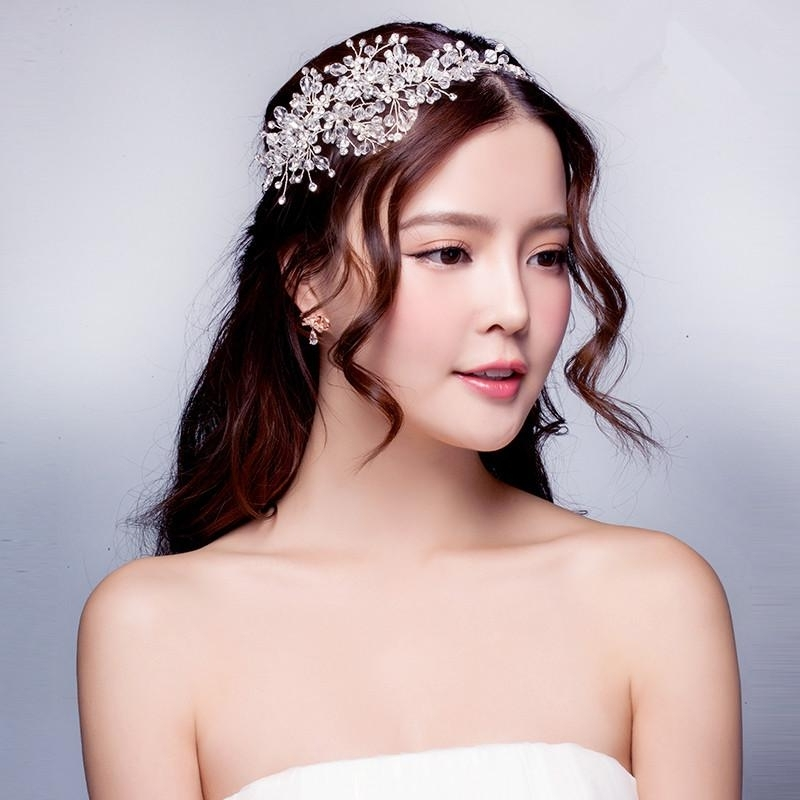 14 Best Korean Wedding Hairstyle 2015 – Image And Picture Top With Regard To Korean Wedding Hairstyles (View 4 of 15)