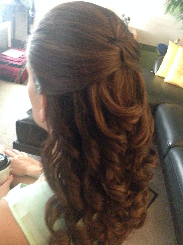 149 Best Medium Length Hairstyles For Thin Hair Images On Pinterest Intended For Indian Wedding Hairstyles For Short And Thin Hair (View 3 of 15)