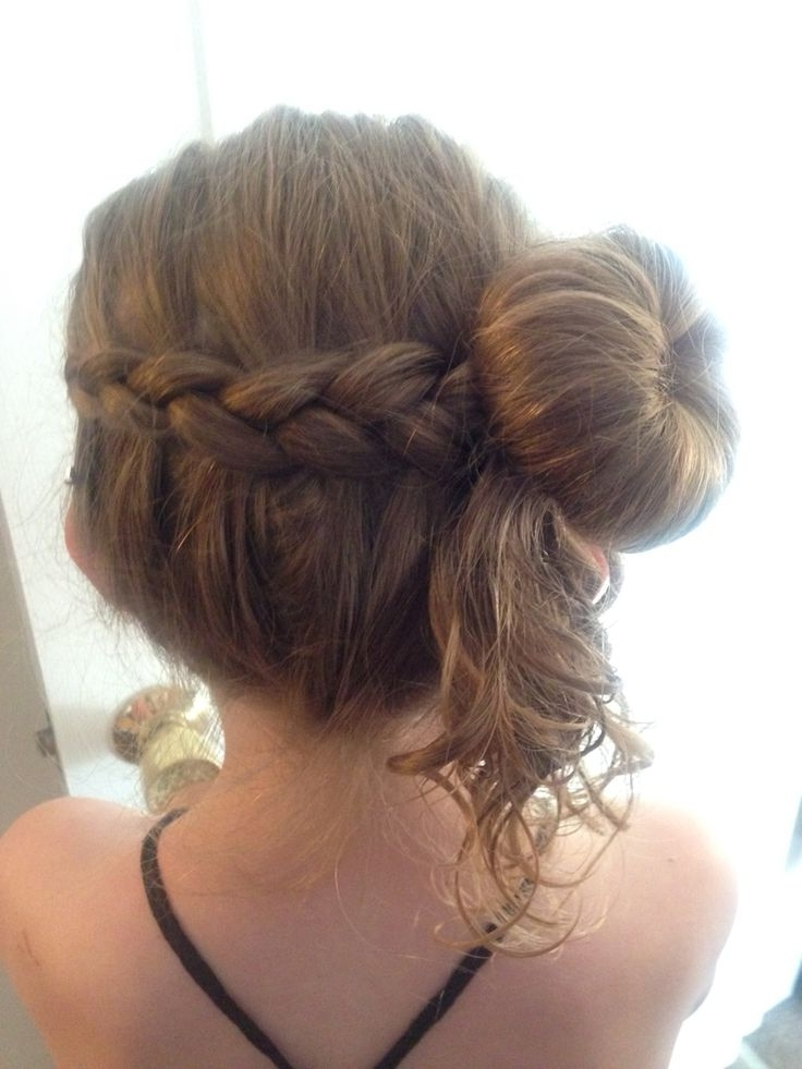 15 Best Junior Bridesmaid Hairstyles Images On Pinterest | Bridal Inside Cute Wedding Hairstyles For Junior Bridesmaids (View 12 of 15)