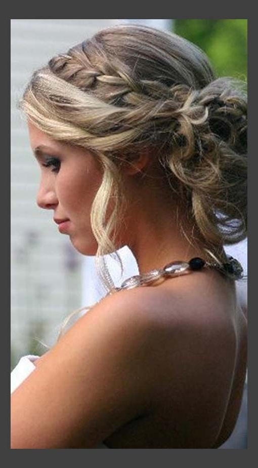 15 Sweet And Cute Wedding Pleasing Medium Length Hairstyles For For Bridal Updo Hairstyles For Medium Length Hair (View 6 of 15)