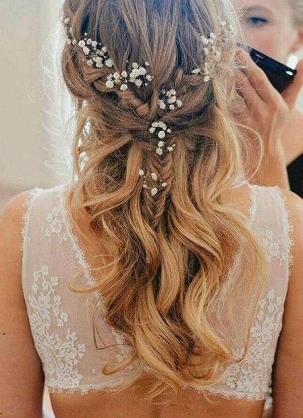 155 Bridesmaid Hairstyles Your Friends Will Love – Reachel With Maid Of Honor Wedding Hairstyles (View 15 of 15)