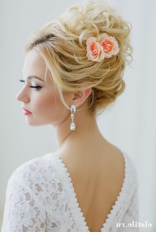 15 Best Ideas Of High Updos Wedding Hairstyles