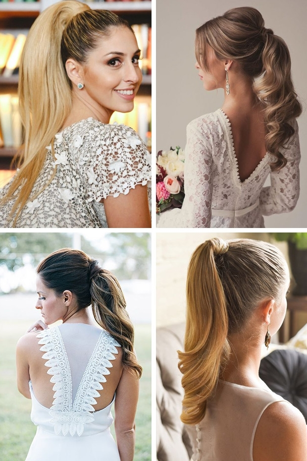 Featured Photo of Summer Wedding Hairstyles For Bridesmaids