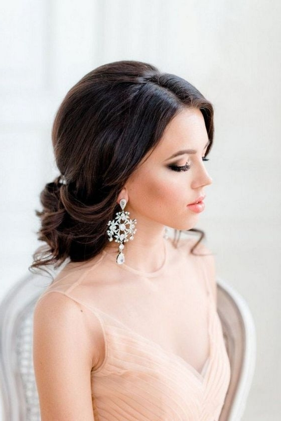 16 Seriously Chic Vintage Wedding Hairstyles | Vintage Wedding With Regard To Vintage Wedding Hairstyles (View 1 of 15)