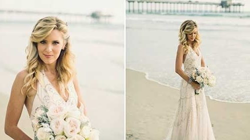 20 Beach Wedding Hairstyles For Long Hair | Hairstyles & Haircuts With Regard To Beach Wedding Hairstyles For Medium Length Hair (View 1 of 15)