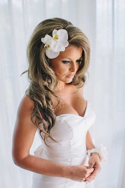 20 Beach Wedding Hairstyles For Long Hair | Hairstyles & Haircuts With Regard To Beach Wedding Hairstyles (View 1 of 15)