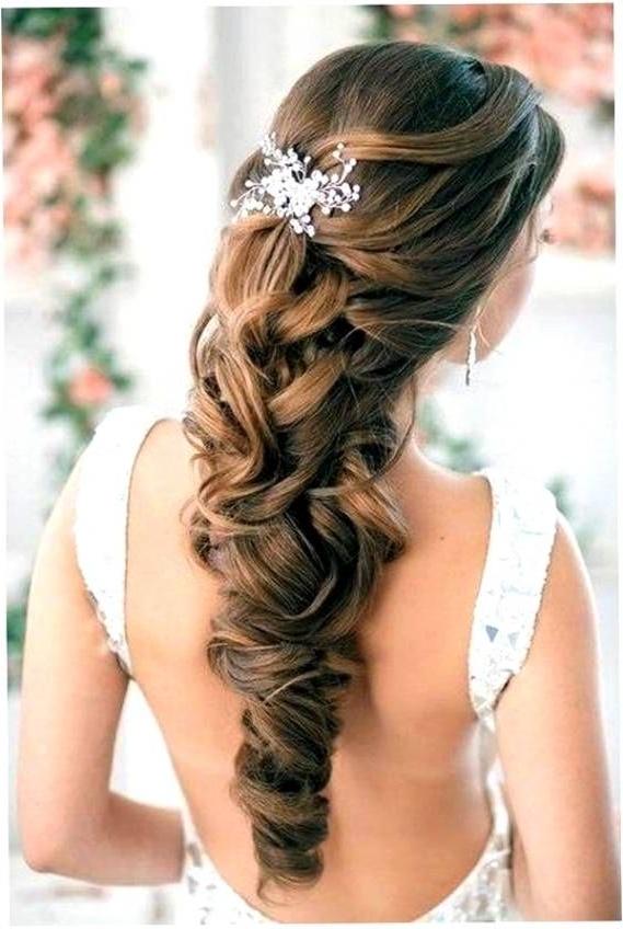 20 Brunette Wedding Hairstyles Ideas | Brunette Wedding Hairstyles Throughout Brunette Wedding Hairstyles (View 3 of 15)