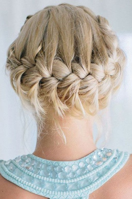20 Country Wedding Hairstyles That You Can Do At Home | Country Throughout Wedding Hairstyles That You Can Do At Home (View 4 of 15)