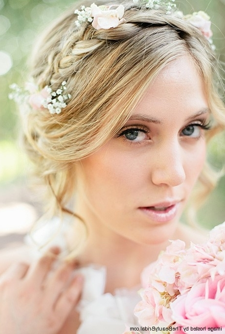 20 Gorgeous Outdoor Wedding Hairstyles | Wedding Dress | Hairstyles Inside Outdoor Wedding Hairstyles For Bridesmaids (View 14 of 15)
