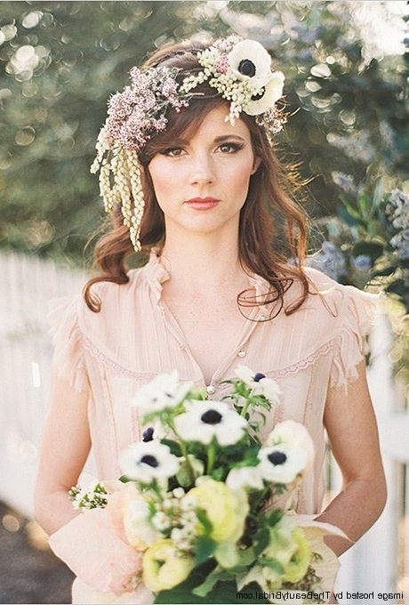 20 Gorgeous Outdoor Wedding Hairstyles | Wedding Dress | Hairstyles Within Outdoor Wedding Hairstyles For Bridesmaids (View 15 of 15)