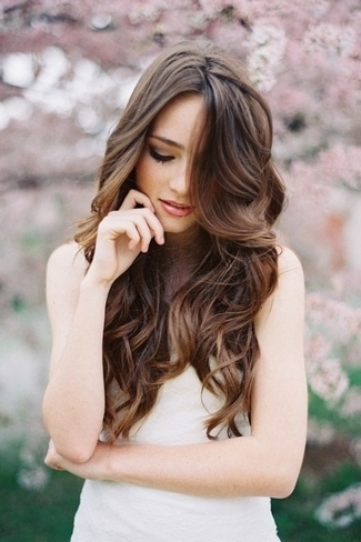 20 Long Wedding Hairstyles For Wedding Hairstyles For Long Loose Hair (View 8 of 15)