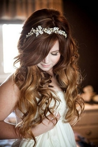 20 Long Wedding Hairstyles With Wedding Hairstyles For Long Loose Hair (View 5 of 15)