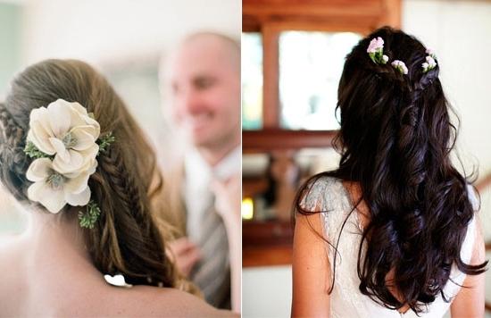 2014 Boho Wedding Hair Styles Ideas – Vpfashion In Casual Wedding Hairstyles For Long Hair (View 3 of 15)
