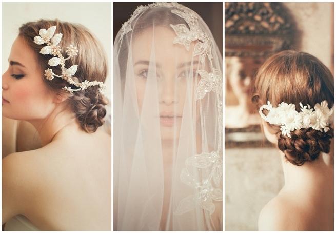 2015 Vintage Wedding Hair Accessoriesjannie Baltzer {Sandra Within Wedding Hairstyles With Accessories (View 8 of 15)