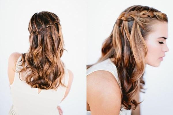 21 Beautiful Beach Wedding Hairstyles – Easyday | Beach Wedding With Beach Wedding Hairstyles For Medium Length Hair (View 2 of 15)