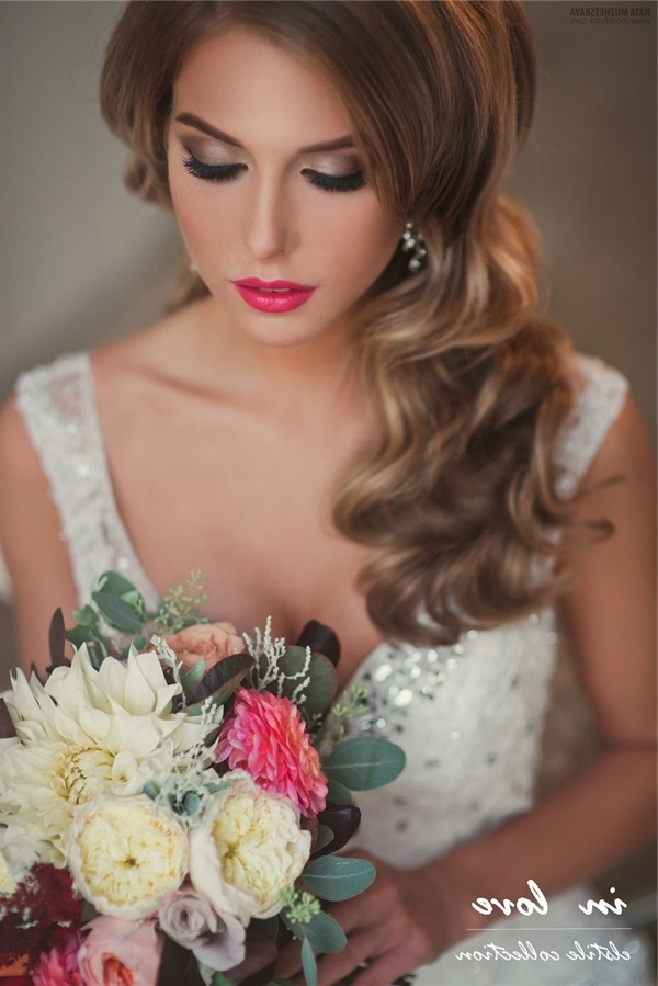 21 Inspirational Vintage Retro Wedding Hairstyles   Deer Pearl Flowers Inside Retro Wedding Hairstyles (View 7 of 15)