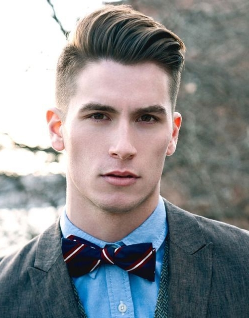 24 Best Wedding Hairstyles – Men / Grooms Images On Pinterest Within Wedding Hairstyles For Mens (View 2 of 15)