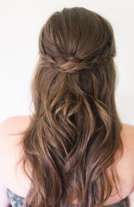 25 Best Haircuts Images On Pinterest | Bridal Hairstyles, Hair Intended For Diy Wedding Hairstyles For Medium Length Hair (View 5 of 15)