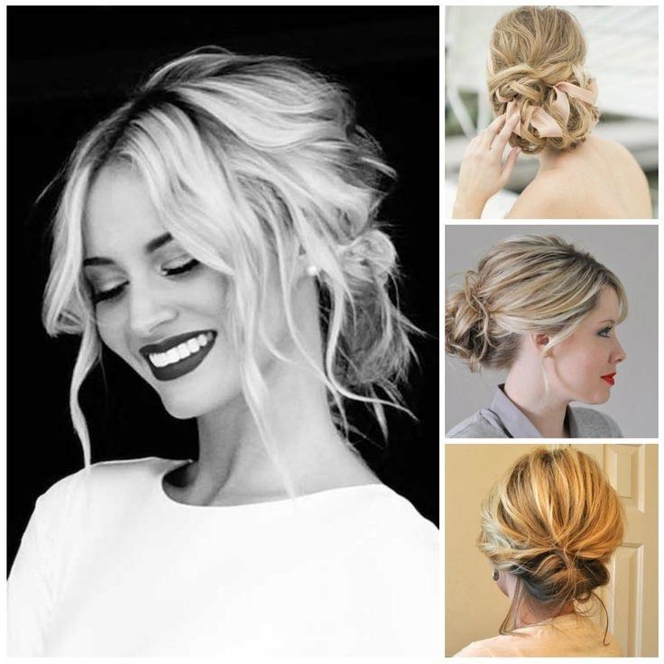 25 Best Wedding Hair Images On Pinterest | Bridal Hairstyles Intended For Casual Wedding Hairstyles For Long Hair (View 4 of 15)
