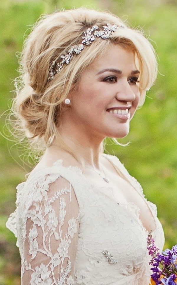 262 Best Diamond Shaped Face Images On Pinterest | Diamond Face Throughout Wedding Hairstyles For Slim Face (View 12 of 15)