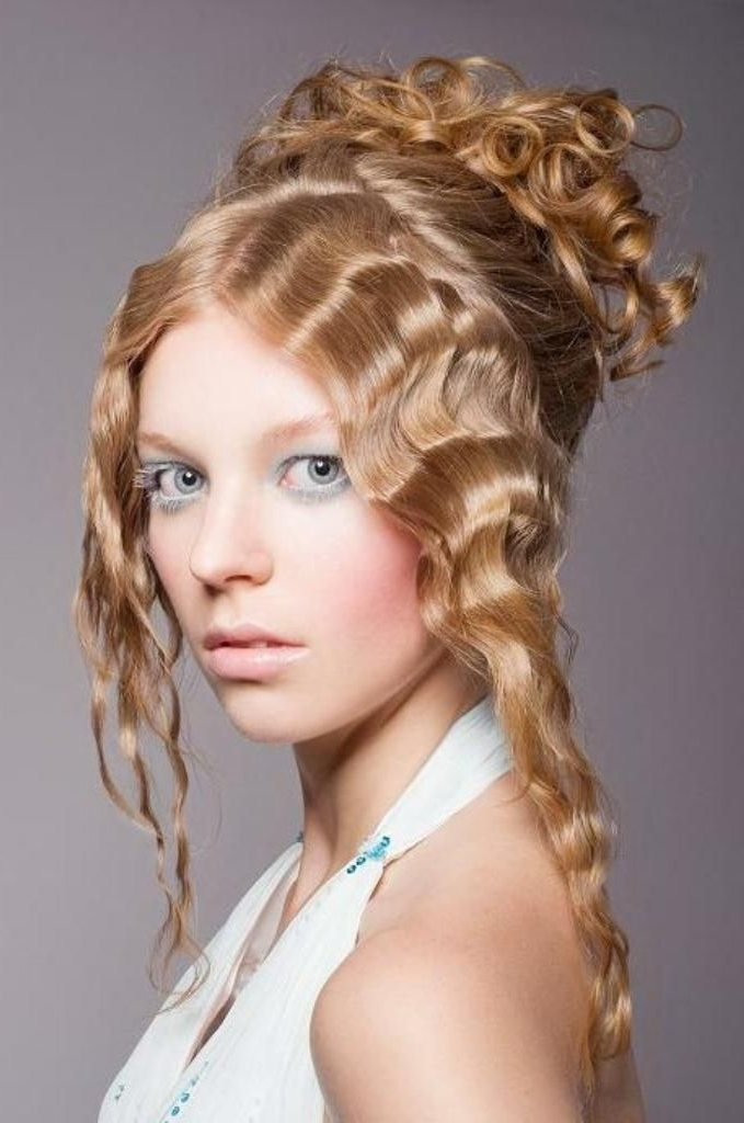 27 Best Pride And Prejudice Hairstyles Images On Pinterest | Bridal For Wedding Hairstyles For Long Hair And Oval Face (View 1 of 15)