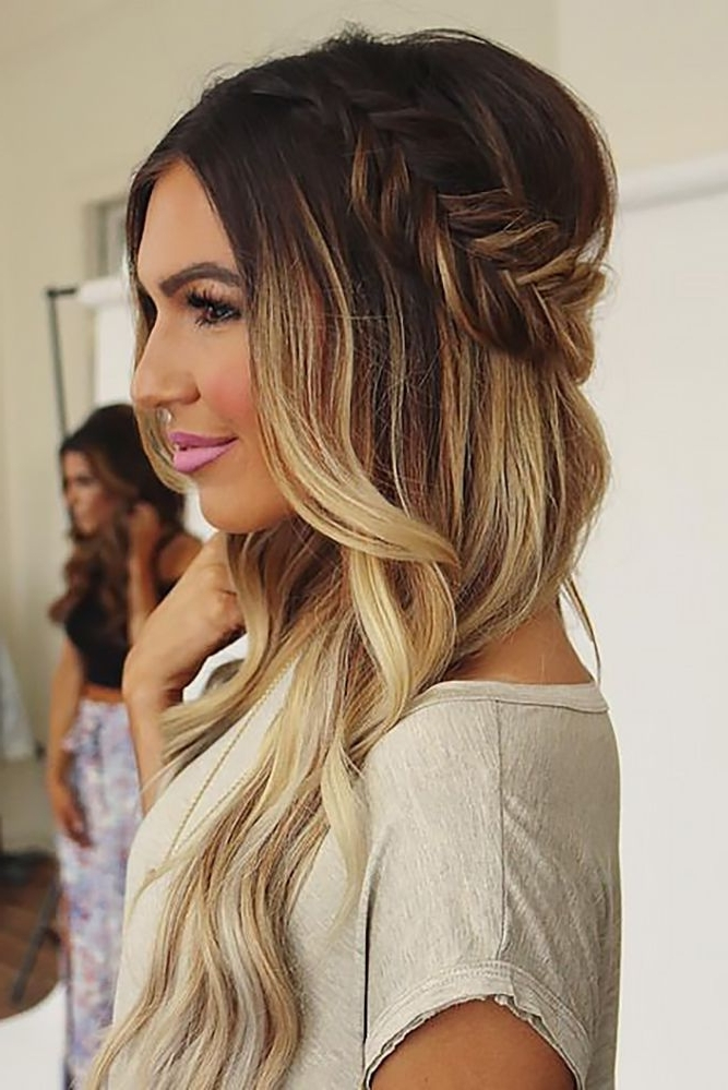 Featured Photo of Wedding Hairstyles With Ombre