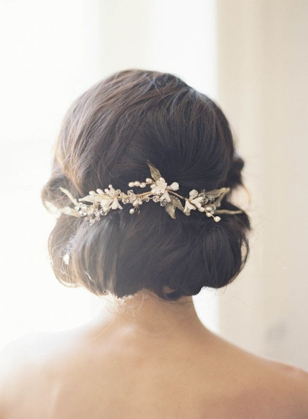 29 Best Bridesmaid Hair Images On Pinterest   Wedding Hairstyle Intended For Country Wedding Hairstyles For Short Hair (View 10 of 15)