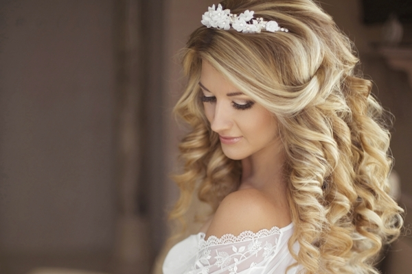 3 Occasions For Clip In Hair Extensions | Easihair Pro Intended For Wedding Hairstyles With Hair Extensions (View 9 of 15)