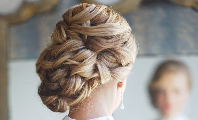 Featured Photo of Quirky Wedding Hairstyles