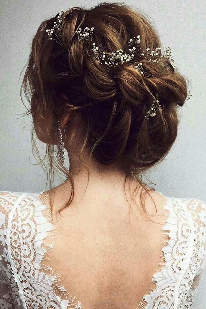 30 Romantic Rustic Wedding Hairstyles – Wedding Blaze | Page 2 Within Rustic Wedding Hairstyles (View 10 of 15)