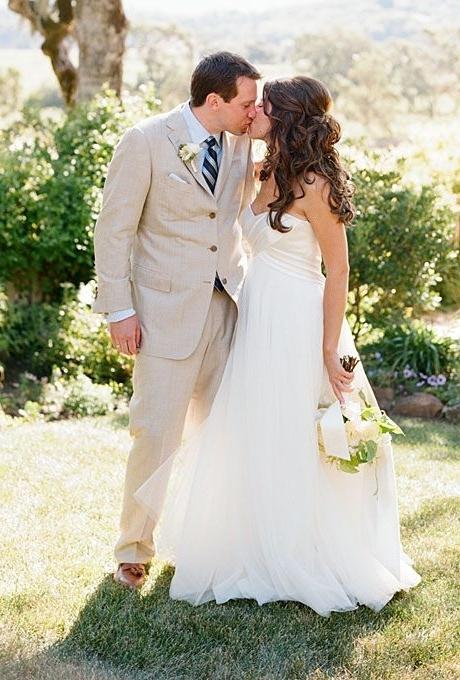 30 Romantic Wedding Hairstyles   Romantic Wedding Hairstyles, Half Within Wedding Hairstyles For A Strapless Dress (View 2 of 15)