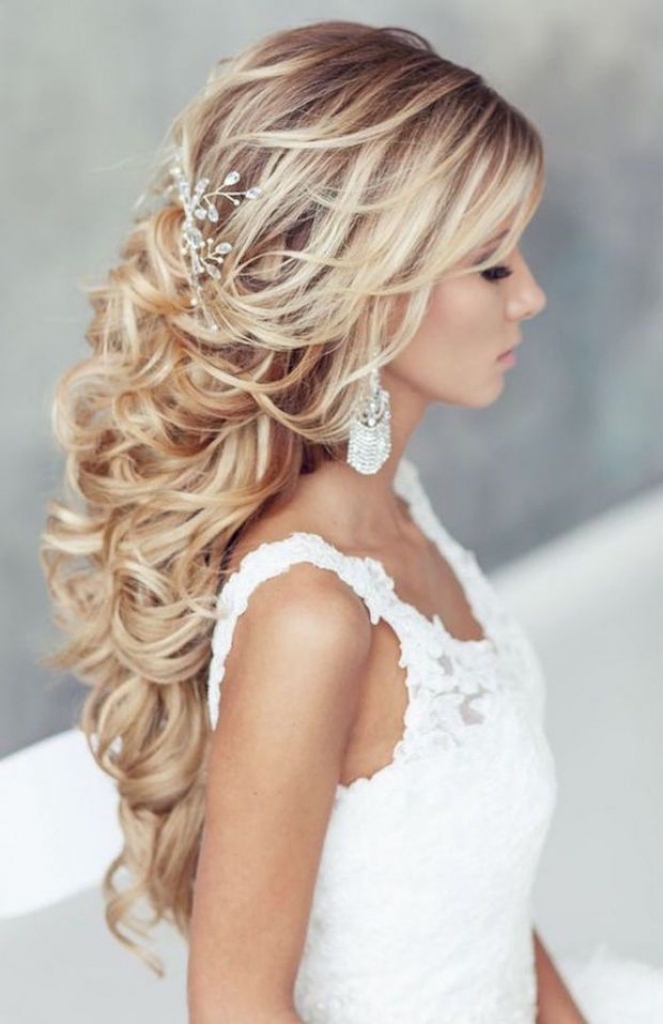 30 + Stock Of Wedding Hairstyles Blonde Hair | Fashionbeans Pertaining To Wedding Hairstyles For Blonde (View 15 of 15)