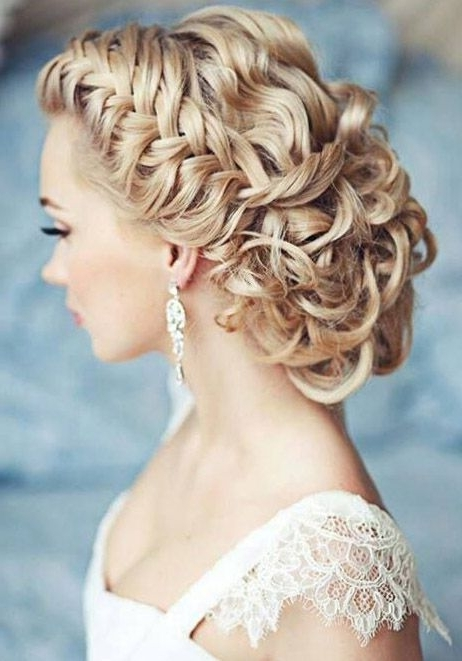 30 Stunning Wedding Hairstyles For Long Hair In Updo Wedding Hairstyles For Long Hair (View 2 of 15)