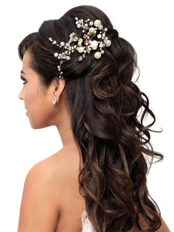 30 Wedding Hairstyles For Long Hair | Pinterest | Wedding Hairstyles With Summer Wedding Hairstyles For Long Hair (View 2 of 15)