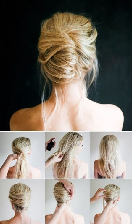 31 Best Kapsels Images On Pinterest | Hairstyles, Hair And Braids In Diy Wedding Guest Hairstyles (View 4 of 15)