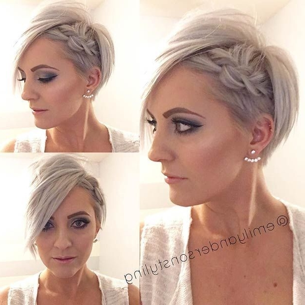 31 Wedding Hairstyles For Short To Mid Length Hair Intended For Bridal Hairstyles For Short To Medium Length Hair (View 14 of 15)