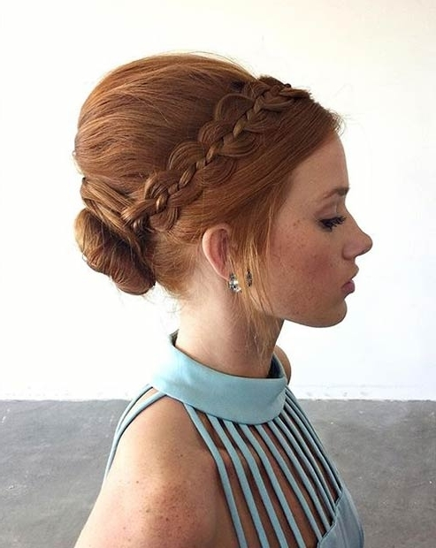 31 Wedding Hairstyles For Short To Mid Length Hair | Stayglam Throughout Updos Wedding Hairstyles For Short Hair (View 5 of 15)