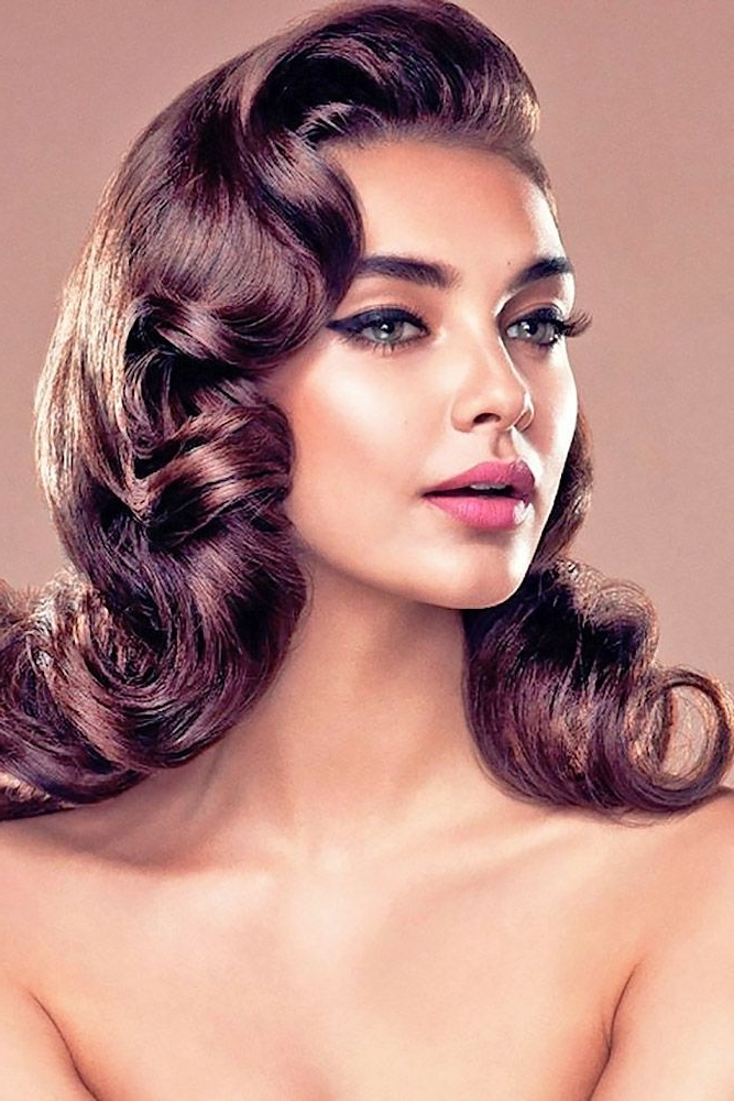 Featured Photo of Classic Wedding Hairstyles For Long Hair