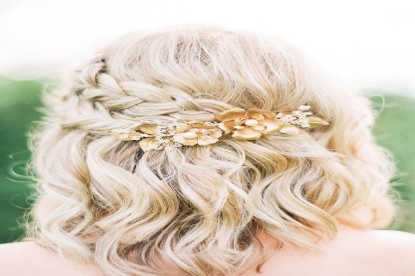 33 Wedding Hairstyles You Will Absolutely Love   The Best Wedding . (View 4 of 15)