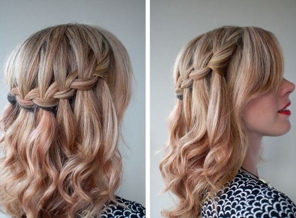 336 Best Hair Do's N' Up Do's :d Images On Pinterest | Hairstyle For Wedding Hairstyles For Shoulder Length Layered Hair (View 8 of 15)