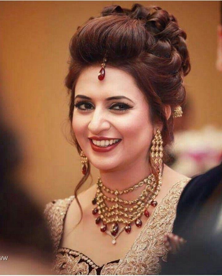 359 Best Wedding Hairstyles (Indian)Weddingsonline India Images Throughout Wedding Hairstyles For Indian Bridesmaids (View 15 of 15)
