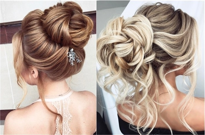 40 Best Wedding Hairstyles For Long Hair | Deer Pearl Flowers With Wedding Hairstyles For Long Hair (View 4 of 16)