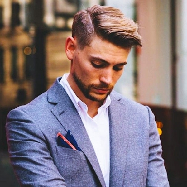 40 Latest Wedding Hairstyles For Men – Buzz 2018 Throughout Wedding Hairstyles For Mens (View 5 of 15)