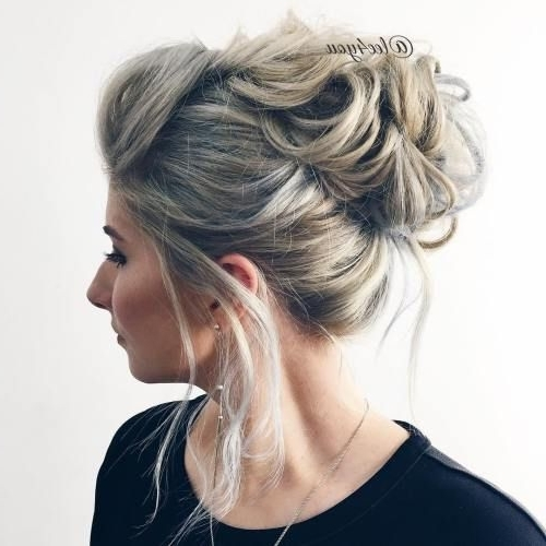40 Picture Perfect Hairstyles For Long Thin Hair | Long Thin Hair Intended For Wedding Hairstyles For Long And Thin Hair (View 6 of 15)