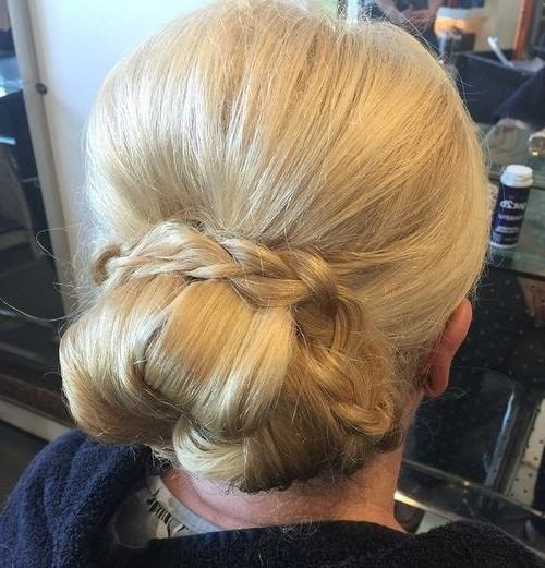40 Stylish Long Hairstyles For Older Women | Hair Style, Hairstyles Pertaining To Wedding Hairstyles For Older Ladies With Long Hair (View 5 of 15)