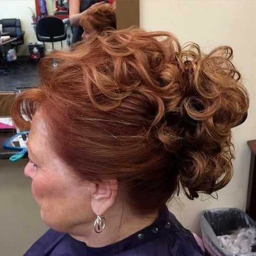 40 Stylish Long Hairstyles For Older Women | Updo, Curly And Long Within Wedding Hairstyles For Older Ladies With Long Hair (View 2 of 15)