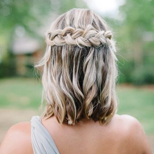 4074 Best Mirror Mirror On The Wall Images On Pinterest | Bandeaus Within Bohemian Wedding Hairstyles For Short Hair (View 10 of 15)