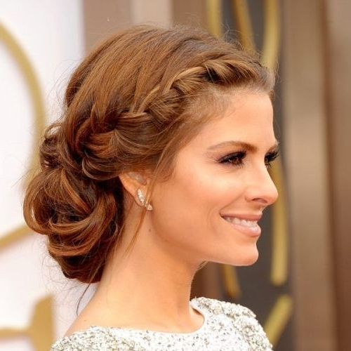 Showing Gallery of Wedding Guest Hairstyles For Long Hair Down (View ...