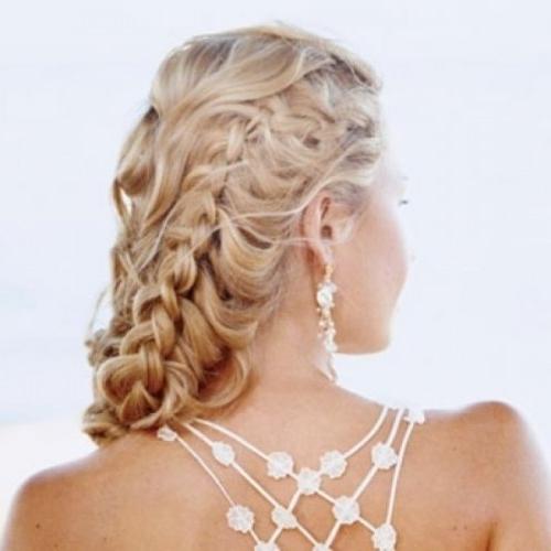 45 Braided Wedding Hairstyles Ideas – Weddingomania Throughout Wedding Hairstyles With Braids (View 11 of 15)
