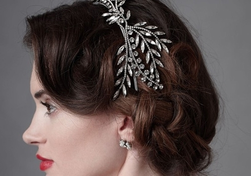 45 Exceptional Updos For Short Hair | Creativefan With Wedding Hairstyles For Chin Length Hair (View 10 of 15)